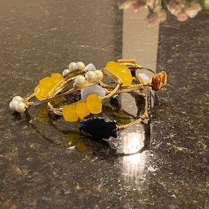Bourbon & Bowties Bangle Bracelets